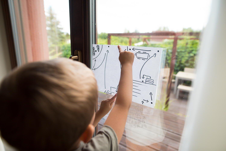 Kreatywne zabawy z dzieckiem