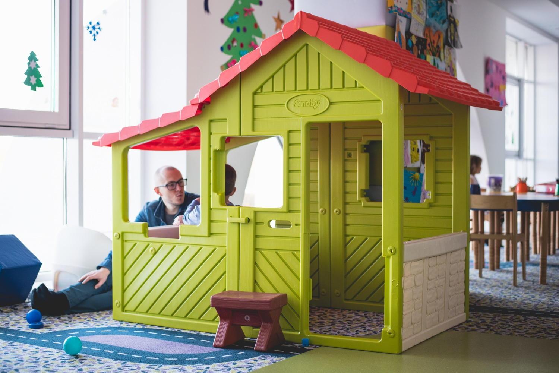 hotel dla rodziców z dziećmi