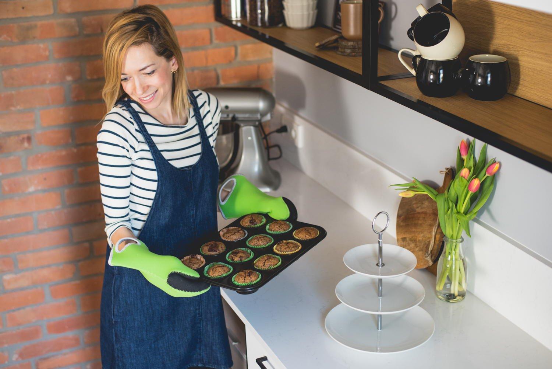 muffinki bez cukru