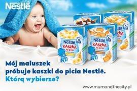 Kaszki Nestle – niezastąpione w podróży!