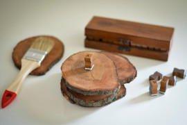 DIY: podkładki pod kubki