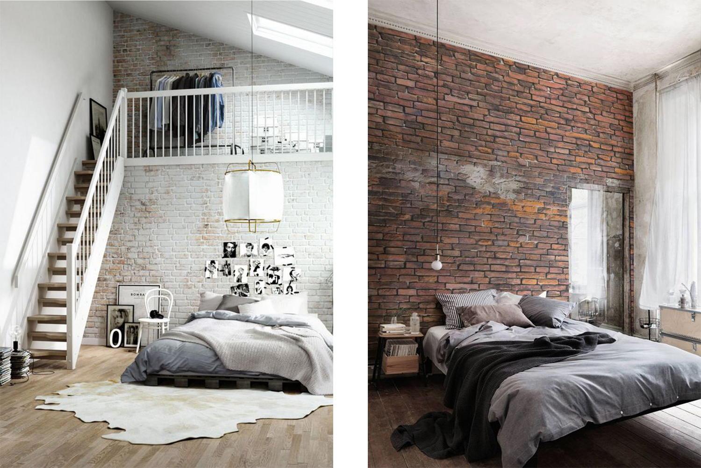 Projekt nowy dom: sypialnia
