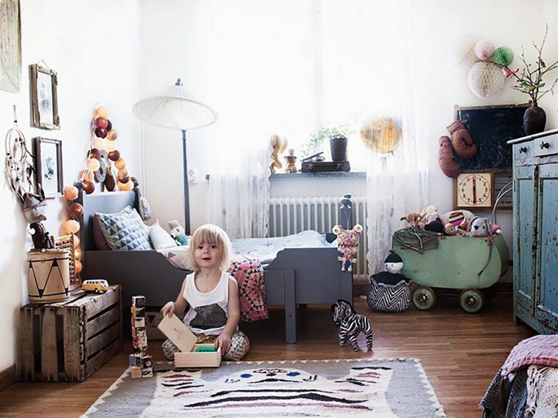 Projekt nowy dom: pokój dziecka. I czy w ogóle dziecko potrzebuje pokoju?
