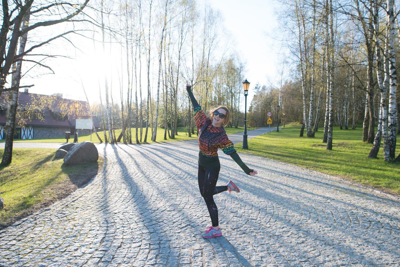 Przebiegłam 113 km w marcu, czyli jak zwalczyć swojego wewnętrznego lenia?