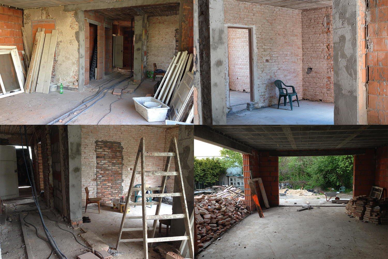 dom do remontu