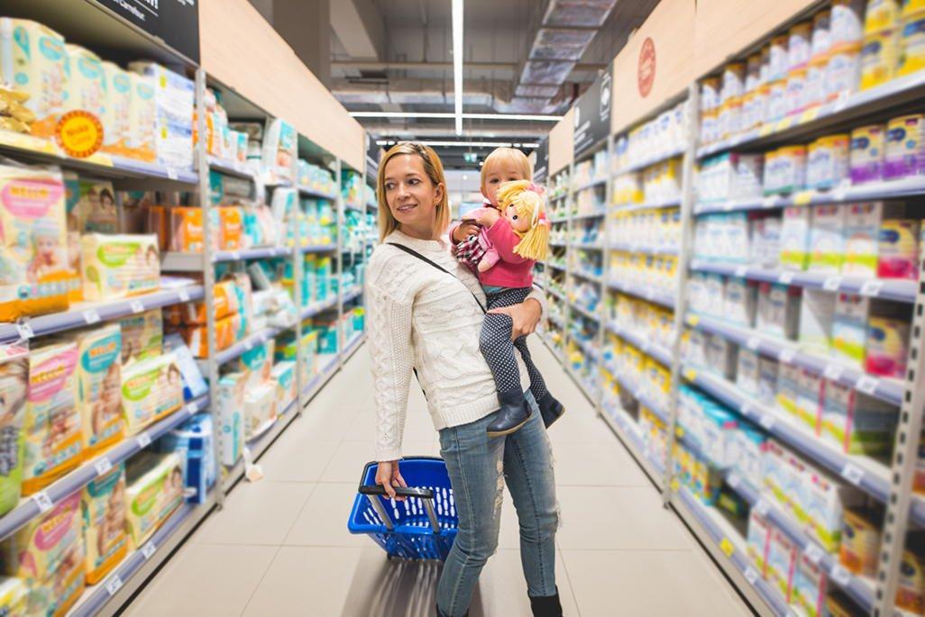 TOP 10 produktów dla dzieci, których wcale nie powinny spożywać!