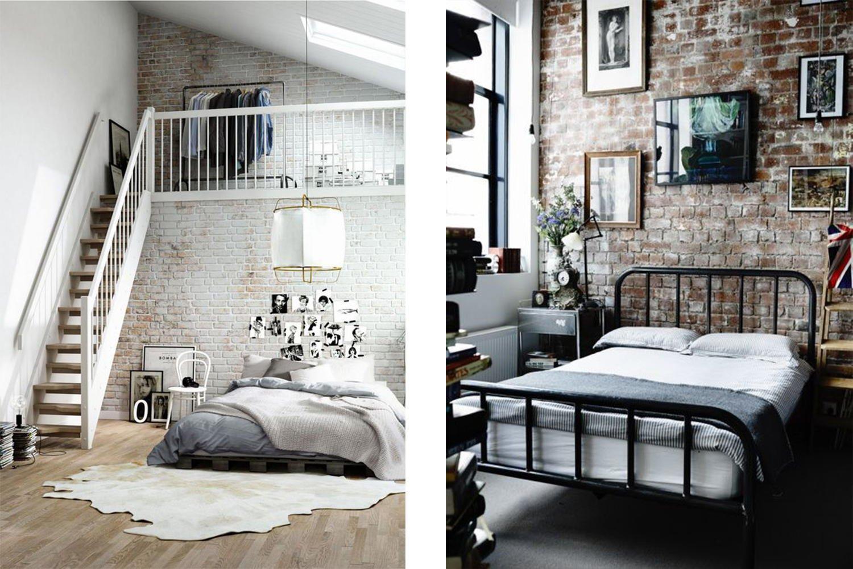 Pomysł Na Sypialnię W Stylu Industrialnym Inspiracje