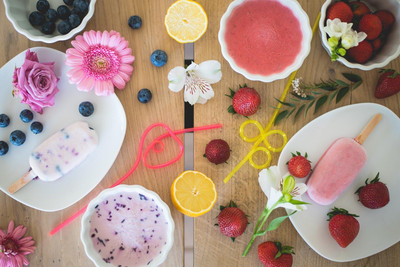 Przepis na lody owocowe – jak szybko zrobić je w domu?