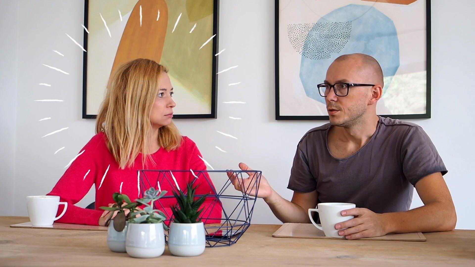 Czy facetowi bez kobiety byłoby łatwiej? – Life and the city (odc. 1)