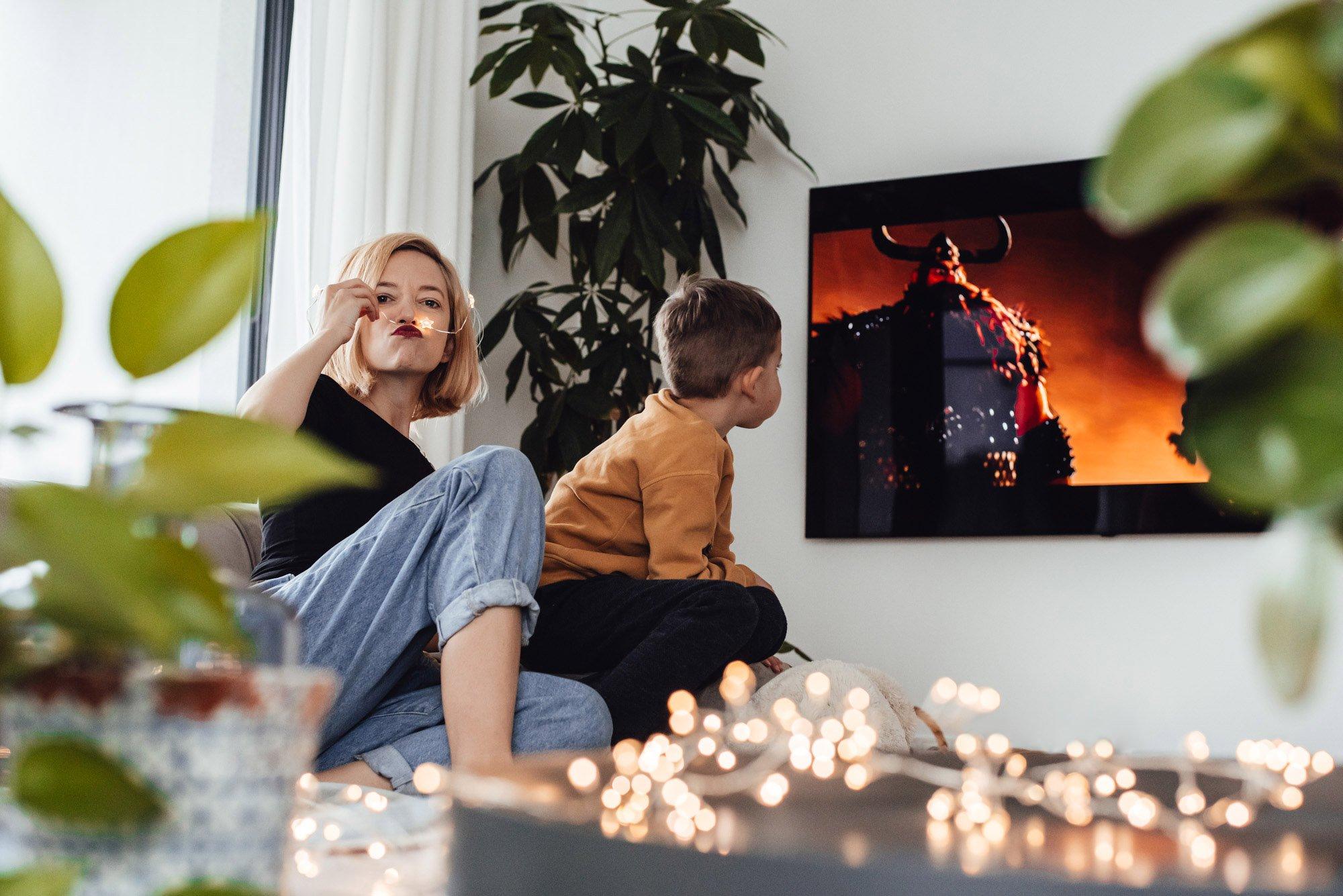 filmy familijne